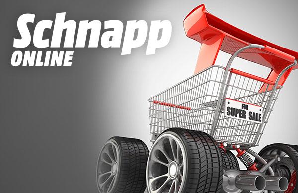 Online-Schnapp