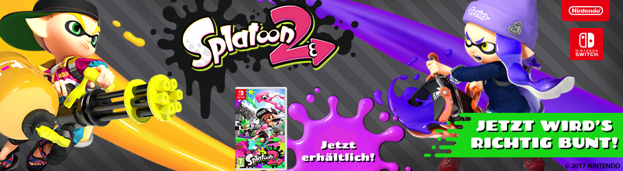 Nintendo Splatoon