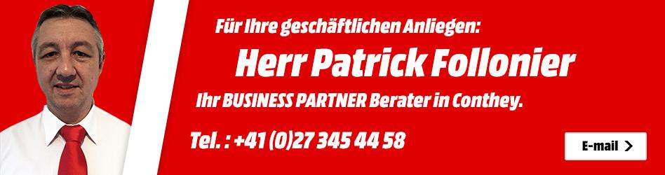 MediaMarkt fuer Business Partneers