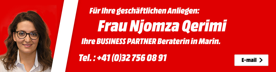 MediaMarkt fuer Business Partneers
