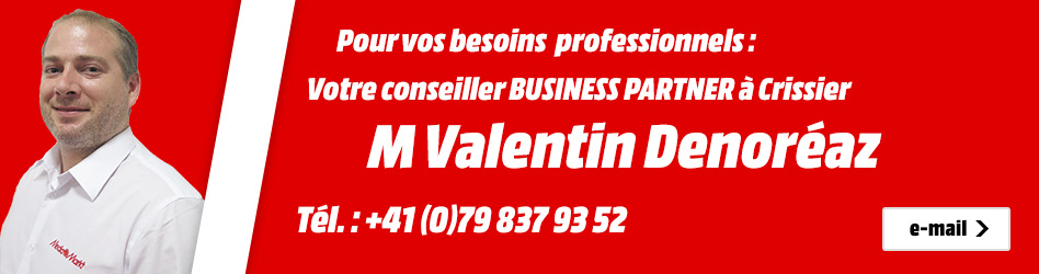 MediaMarkt pour Business Partneers