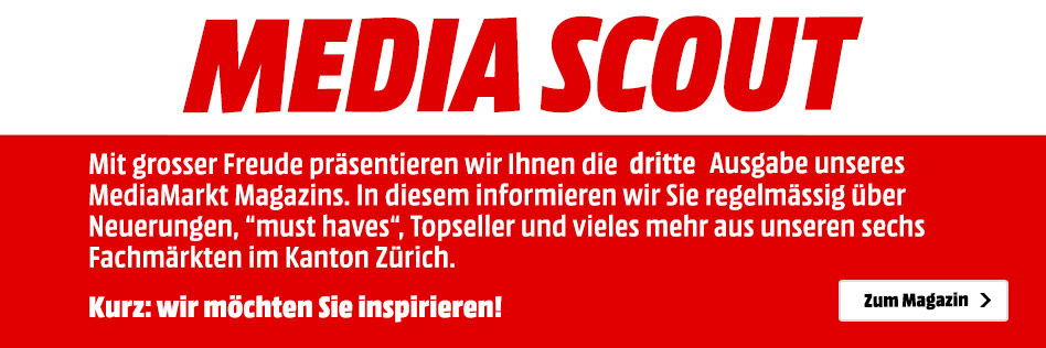 Media Scout: Magazin zur Inspiration