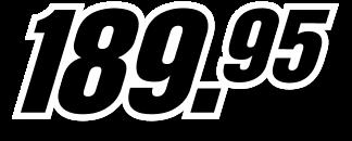 CHF 189.95