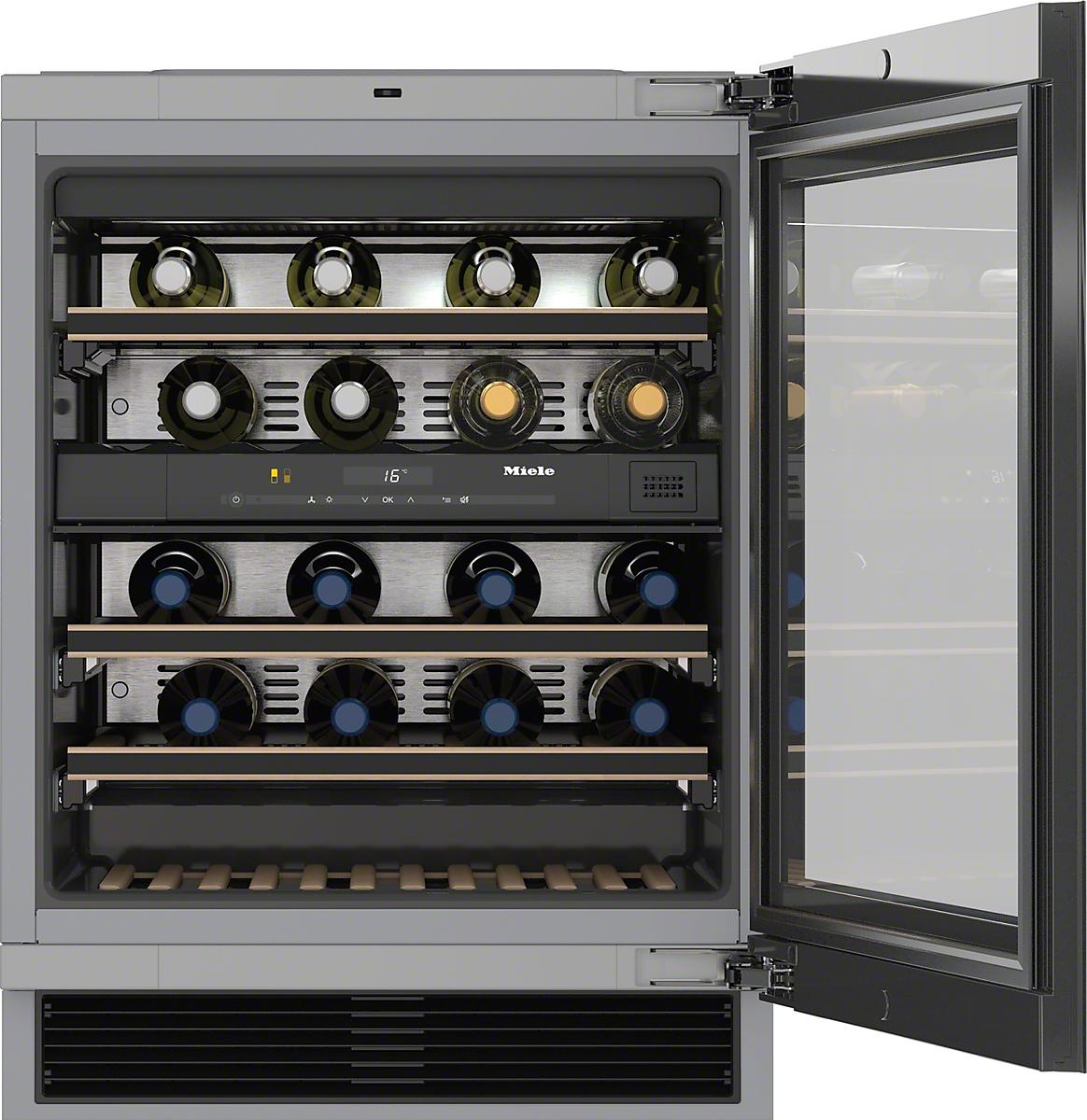 Einbau-Weinkühlschränke