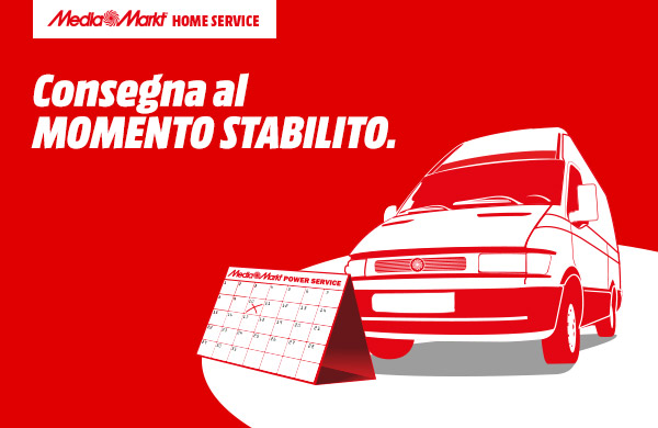Power Service Comfort Consegna