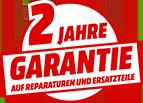 2 Jahre Garantie auf Reparaturen und Ersatzteile