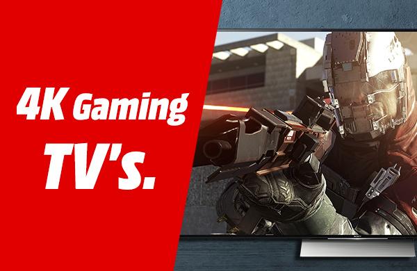 4K Gaming TV