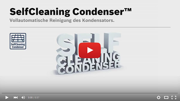 SelfCleaning Condenser Video