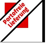 Portofreie Lieferung