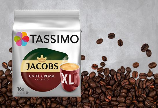 Café en grain et Capsules