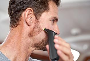 Philips OneBlade Rasieren