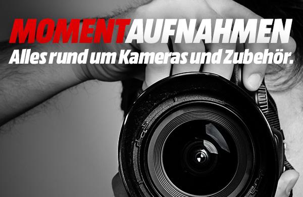 Momentaufnahmen - Alles rund um Kameras und Zubehör