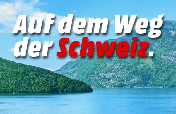 Auf dem Weg der Schweiz