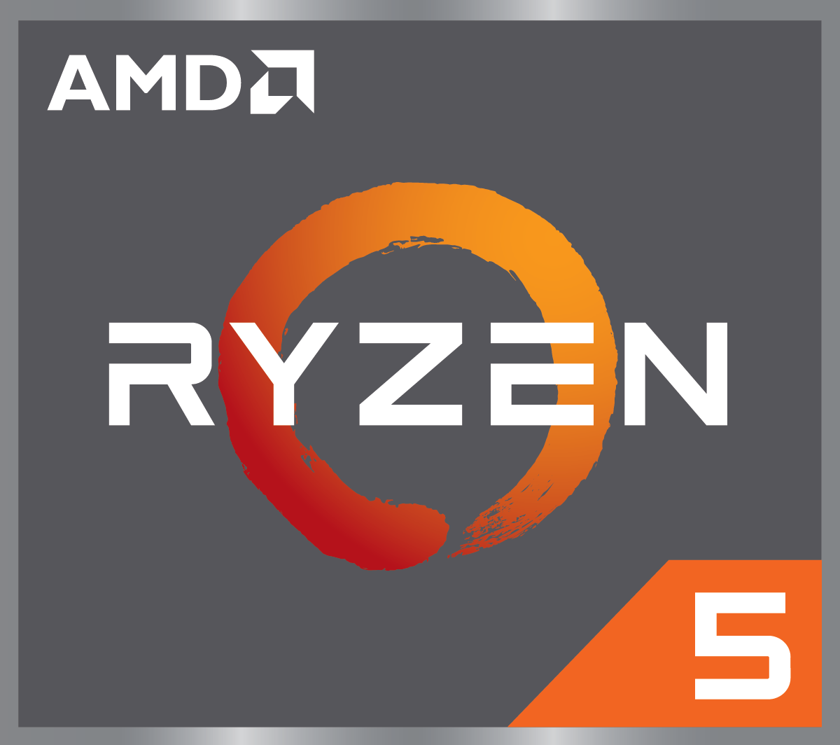 AMD Ryzen™ 5 Gen Icon